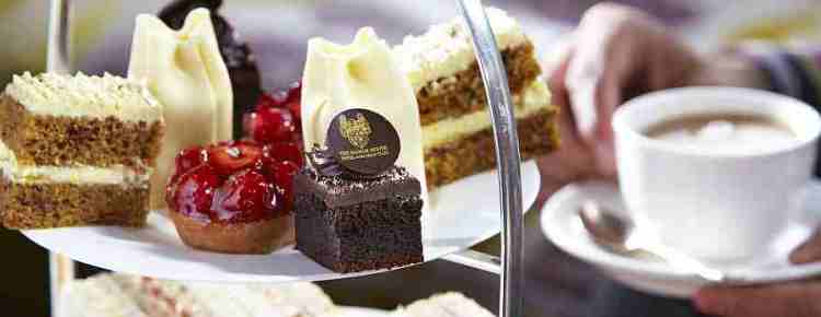 Downton Abbey Cooks Online Guide to Afternoon Tea | Downton Abbey Cooks