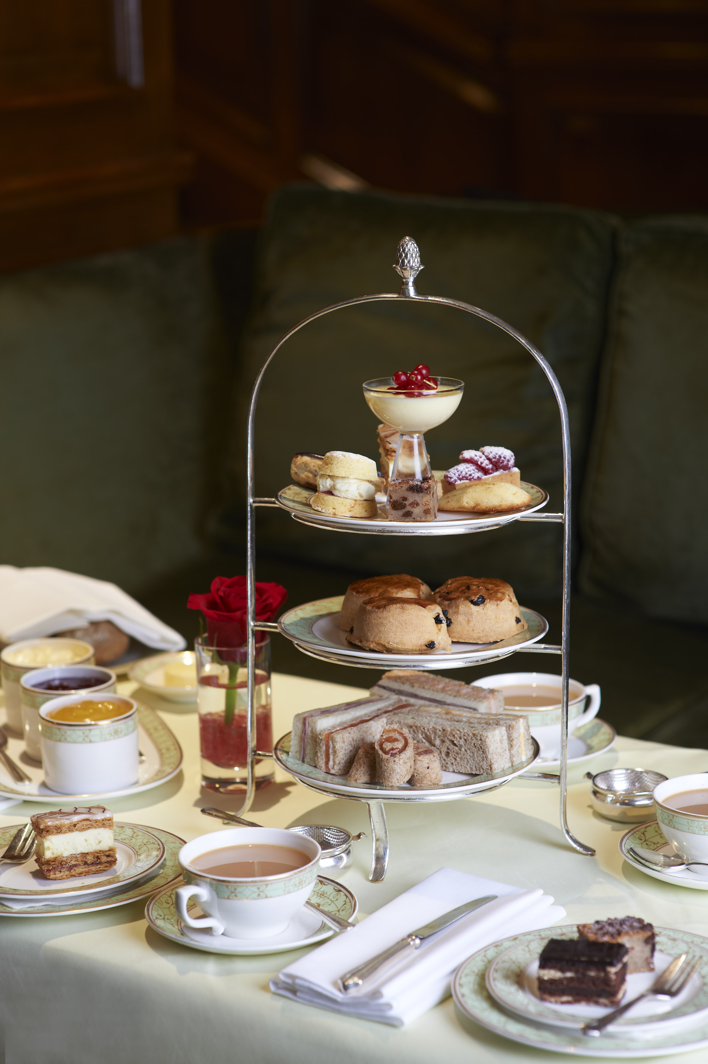 Afternoon Tea | Downton Abbey Cooks